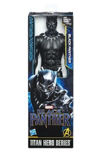 Герой MARVEL BLACK PANTHER 30 см. Чорна Пантера Марвел (Месники) - фото