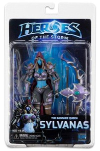 "Фигурка Sylvanas ""Heroes of the Storm"" Series 3 - фото"