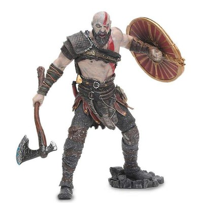 Фигурка Кратос GOD OF WAR (2018) - Kratos (18 см) - фото