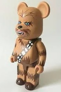 Беарбрик Фигурка Чубакка - Chewbacca Bearbrick 400 % - фото