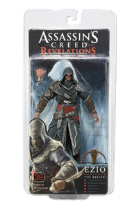 "Фігурка Neca Ezio (The Mentor) Revelations - Еціо ""Одкровення"" + - фото"