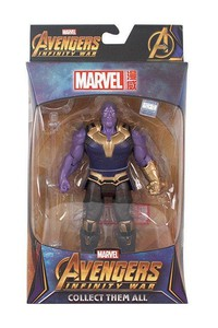 Thanos The Avengers: War of Infinity - Marvel Hero Series Thanos - фото