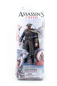 Фигурка Хейтем Кенуэй (Haytham Kenway) Assassin's Creed - фото